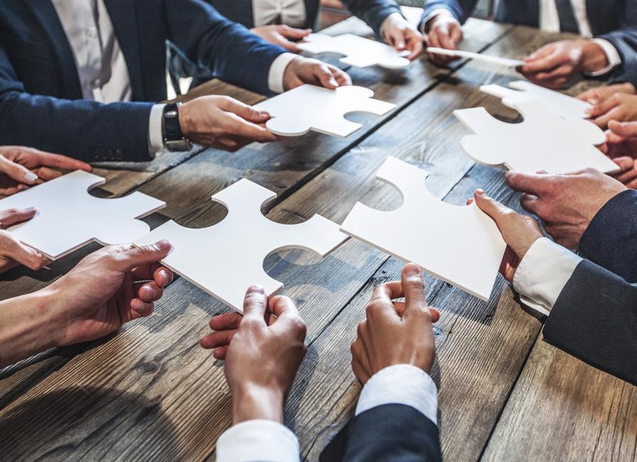 Service Programs for Businesses & Non-Profit Organizations